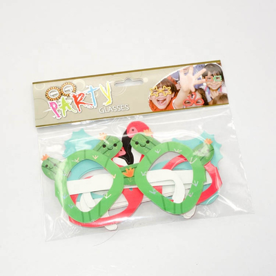 China Colored Paper Eye Mask Festival Party Decorations Animal Design Paper Party Glasses distributor