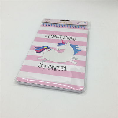 China Customized Printing Logo A4 A5 Memo Pad Writing Notepad Stationery distributor